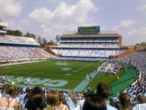 picture of Kenan Stadium