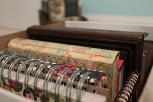 My box of journals