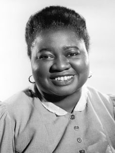 Hattie McDaniel, as seen as Aida in Johnny Come Lately (1943)